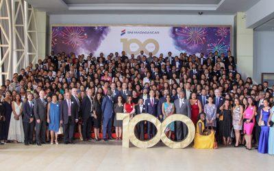 2019, La BNI MADAGASCAR a eu 100 ans